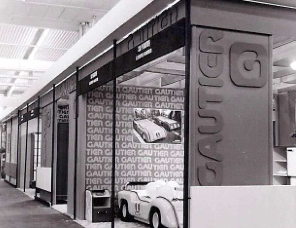 Salon du meuble de Paris dans les années 80