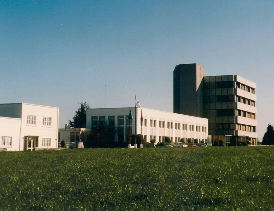 Les bureaux et usines Gautier en Vendée, au Boupère