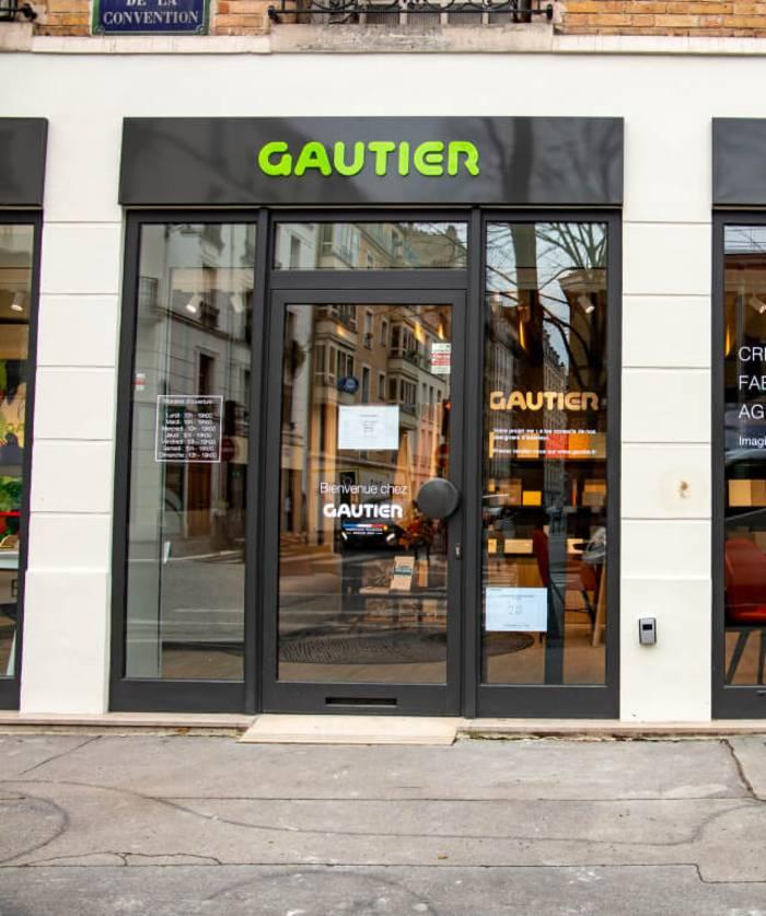 Notre première boutique de centre-ville