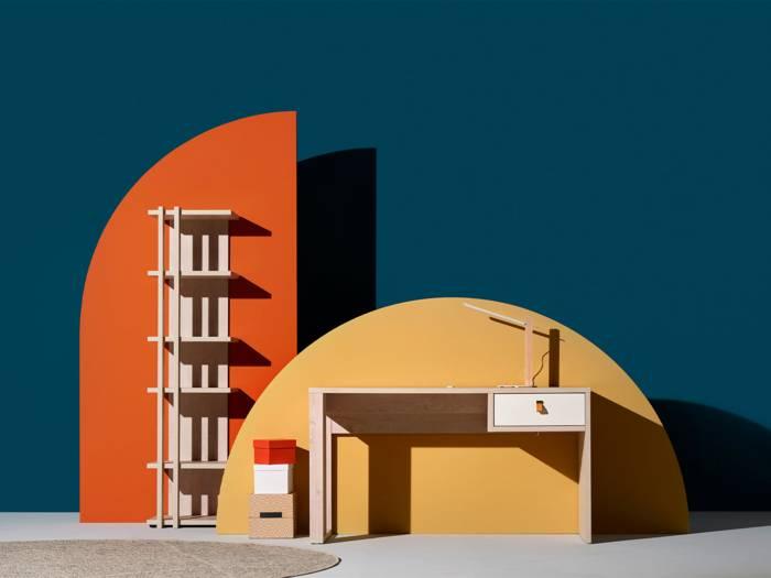Inspiration Bureau Lodge meubles gautier